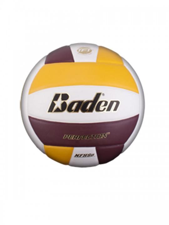 baden-balls-perfection-maroon-yellow