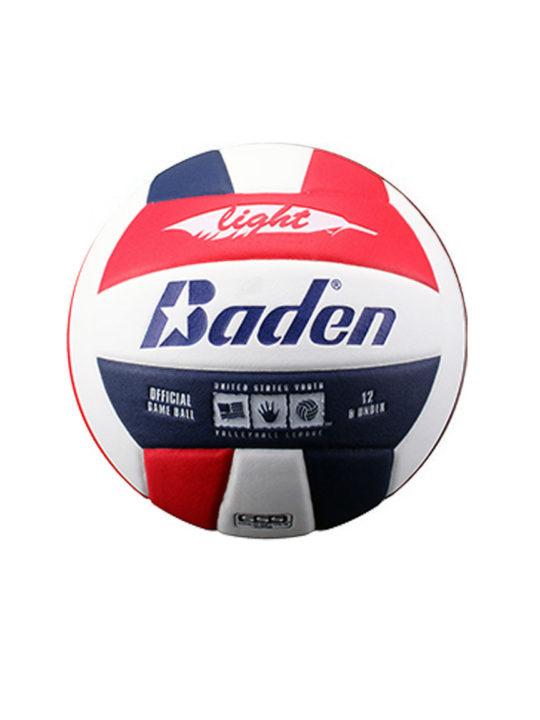 Baden-balls-light-red-navy