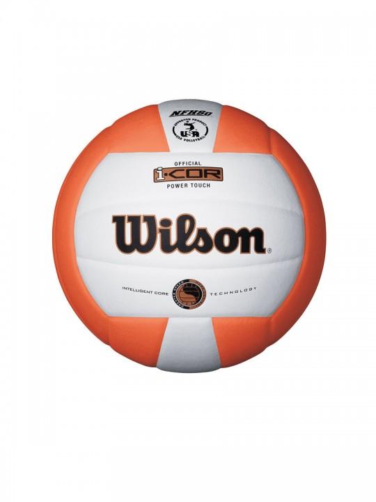 Wilson-I-cor-orange