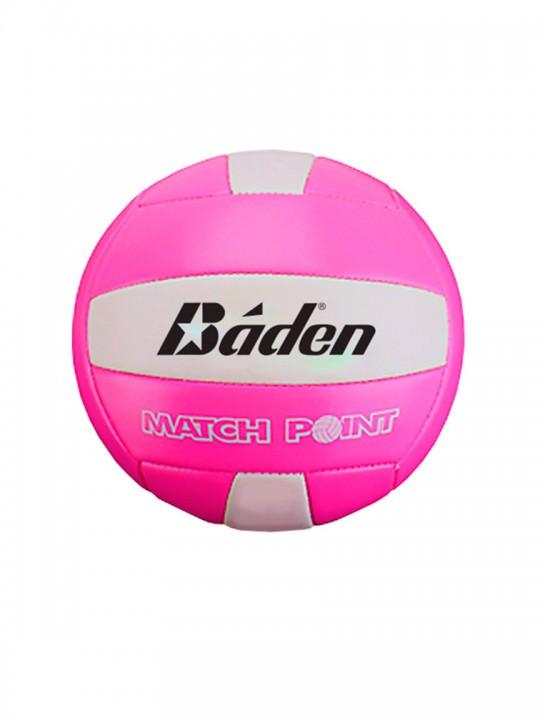 baden-balls-matchpoint-neonpink-white