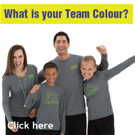 What is your Team Colour?
