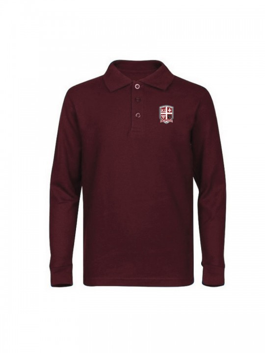 POLO-HOMME-LS