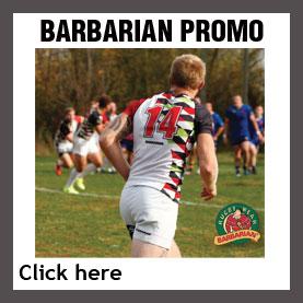 Barbarian Promo