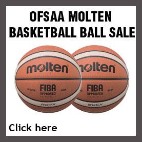 OFSAA MOLTEN BASKETBALL BALL SALE
